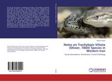 Bookcover of Notes on Trachylepis Vittata (Olivier, 1804) Species in Western Iran