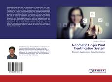 Capa do livro de Automatic Finger Print Identification System