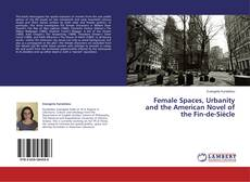 Copertina di Female Spaces, Urbanity and the American Novel of the Fin-de-Siècle