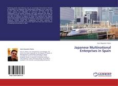 Bookcover of Japanese Multinational Enterprises in Spain