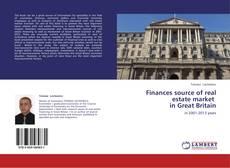 Borítókép a  Finances source of real estate market in Great Britain - hoz