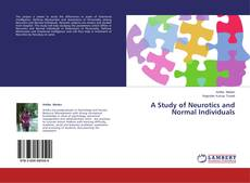 Bookcover of A Study of Neurotics and Normal Individuals