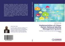 Couverture de Implementation of Citizen Centric National Identity Management Systems