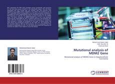 Portada del libro de Mutational analysis of MDM2 Gene