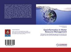 Bookcover of Geoinformatics in Water Resource Management