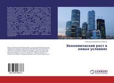 Bookcover of Экономический рост в новых условиях