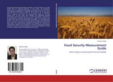 Food Security Measurement Guide kitap kapağı