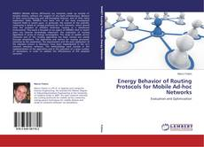 Couverture de Energy Behavior of Routing Protocols for Mobile Ad-hoc Networks