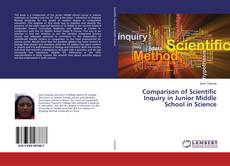 Buchcover von Comparison of Scientific Inquiry in Junior Middle School in Science