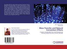 Copertina di Mass Transfer and Natural Convection Effects