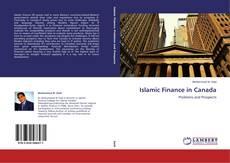 Couverture de Islamic Finance in Canada