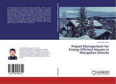 Buchcover von Project Management for Energy Efficient Houses in Mongolian Climate