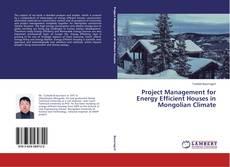 Capa do livro de Project Management for Energy Efficient Houses in Mongolian Climate