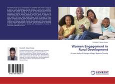 Portada del libro de Women Engagement in Rural Development