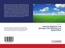 Bookcover of Sowing Methods and Nitrogen Use Efficiency of Upland Rice