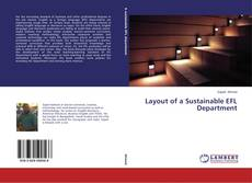 Bookcover of Layout of a Sustainable EFL Department