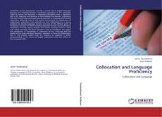 Bookcover of Collocation and Language Proficiency