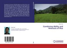 Portada del libro de Combining Ability and Heterosis of Rice