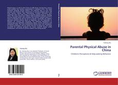 Parental Physical Abuse in China kitap kapağı