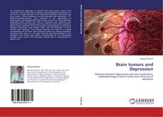 Brain tumors and Depression kitap kapağı