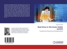 Real-time in the brain limbic system kitap kapağı