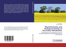 Обложка Phytochemistry and Biological Activity of Secondary Metabolites