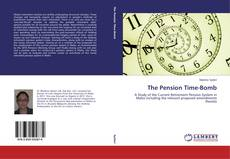 Bookcover of The Pension Time-Bomb