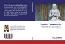 Essence of Yoga Education的封面