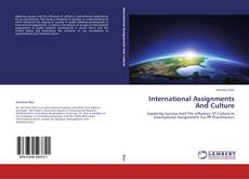 Bookcover of International Assignments And Culture