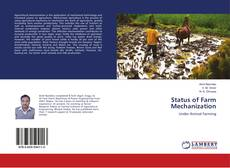 Capa do livro de Status of Farm Mechanization