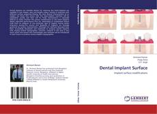 Portada del libro de Dental Implant Surface