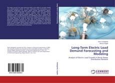 Capa do livro de Long-Term Electric Load Demand Forecasting and Modeling