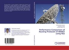 Capa do livro de Performance Comparison of Routing Protocols of MANET using NS2