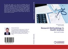 Copertina di Research Methodology In Health Sciences