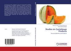 Обложка Studies on Cantaloupe Products
