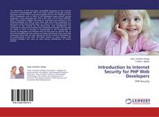 Buchcover von Introduction to Internet Security for PHP Web Developers