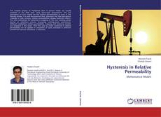 Bookcover of Hysteresis in Relative Permeability