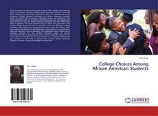 Borítókép a  College Choices Among African American Students - hoz