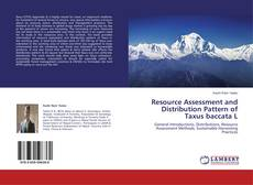 Copertina di Resource Assessment and Distribution Pattern of Taxus baccata L