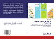 Communicative Grammar Teaching的封面