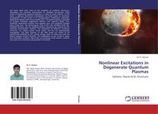 Portada del libro de Nonlinear Excitations in Degenerate Quantum Plasmas