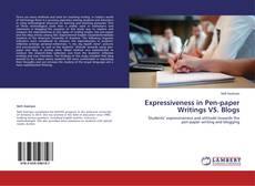 Buchcover von Expressiveness in Pen-paper Writings VS. Blogs