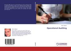 Bookcover of Operational Auditing