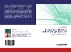 Bookcover of Longitudinal Structure Function and Self-similarity