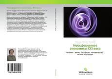 Bookcover of Ноосферогенез экономики XXI века