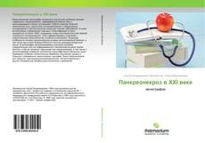 Обложка Панкреонекроз в XXI веке