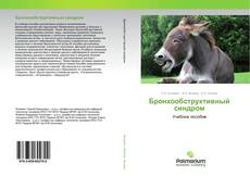 Bookcover of Бронхообструктивный синдром