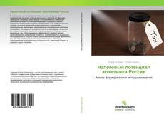 Bookcover of Налоговый потенциал экономики России