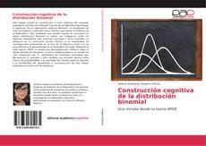 Portada del libro de Construcción cognitiva de la distribución binomial