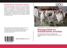 Capa do livro de Bioseguridad en instalaciones avícolas